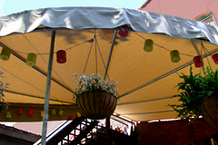 Custom Canvas Canopy
